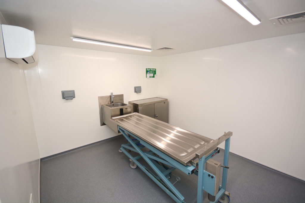 Fully equipped Mortuary Funeral Directors in Portsmouth